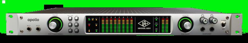 Звуковая карта Universal Audio QUAD FireWire