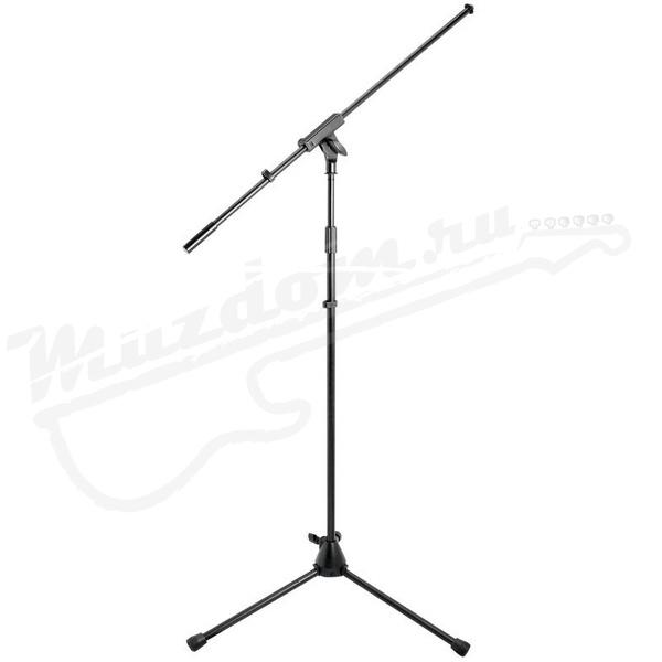 Стойка микрофонная Brahner MS-514/BK