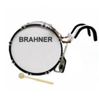 Маршевый барабан Brahner MBD-2211H/WH