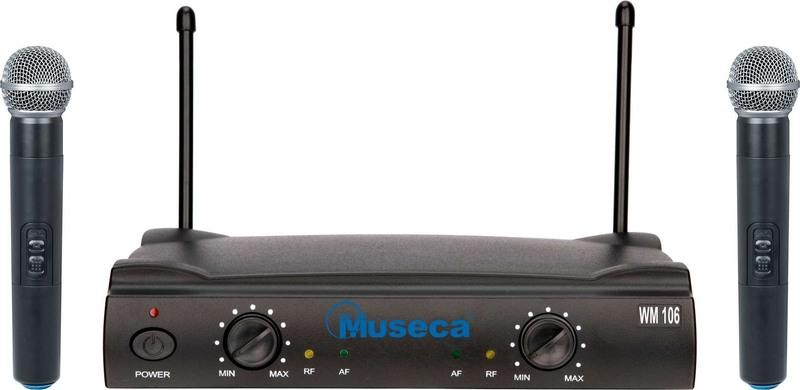 Беспроводная система Museca WM-106