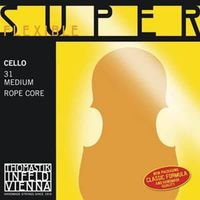 Струны для виолончели Thomastik Superflexible 31
