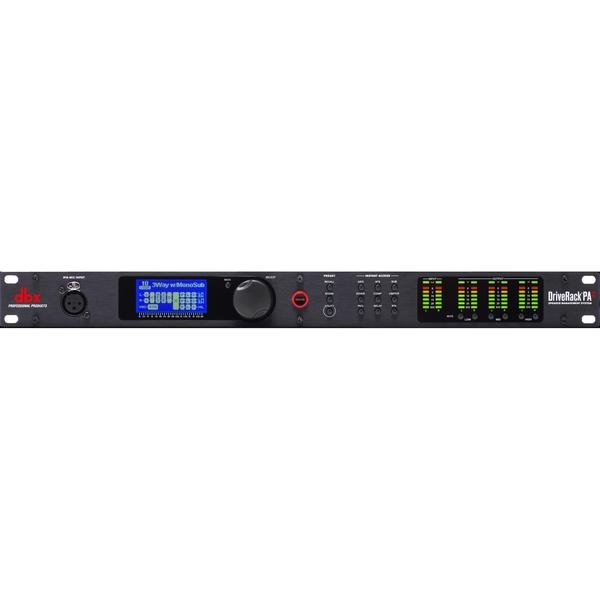 Спикер-процессор dbx DriveRack PA2