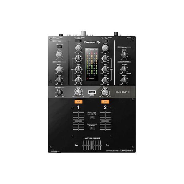Диджей микшер Pioneer DJM-250MK2