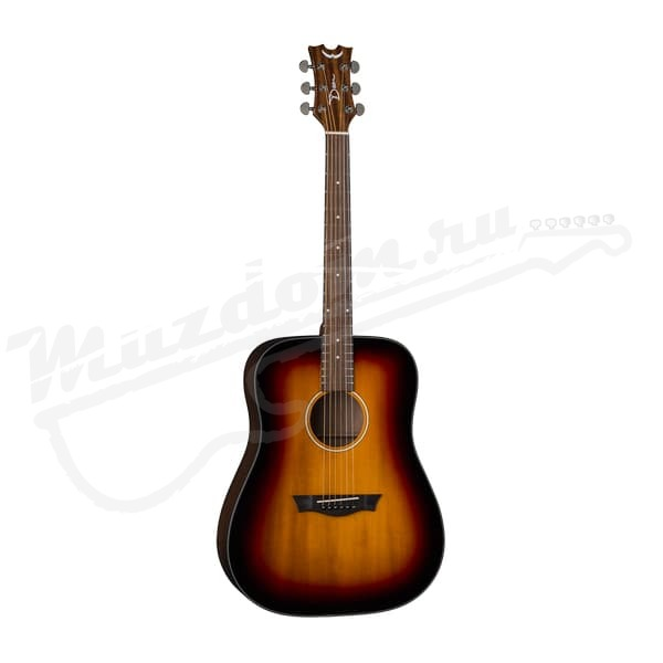 Гитара акустическая Dean AX PDY TSB PK