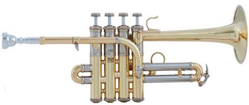 Труба-пикколо Bach AP190