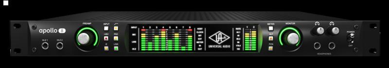 Звуковая карта Universal Audio Apollo 8 QUAD
