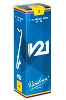 Трости для Bb бас-кларнета Vandoren V21
