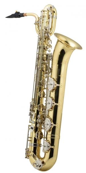 """Саксофон-баритон """"Eb"""" Selmer BS-400"""