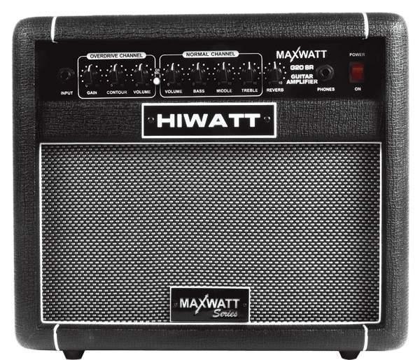 Комбик для электрогитары Hiwatt G20-8R