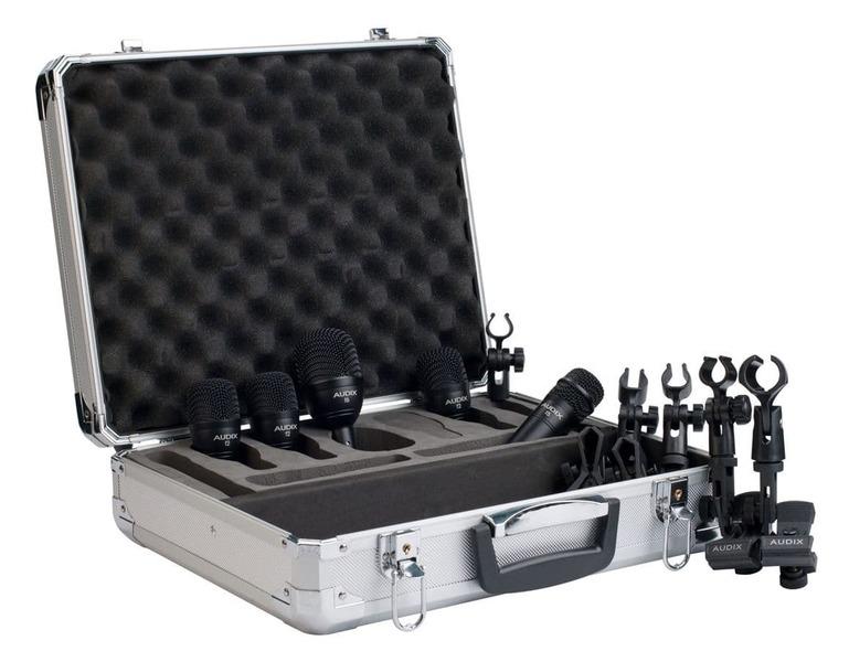 Набор микрофонов Audix FP5