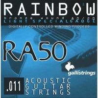 Струны для акустической гитары Galli RA50