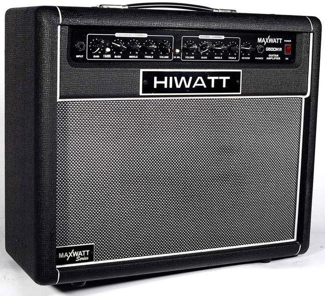 Комбик для электрогитары Hiwatt G50CMR
