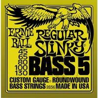 Струны для бас гитары Ernie Ball 2836
