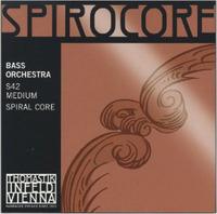 Струны для контрабаса Thomastik Spirocore Orchestra S42