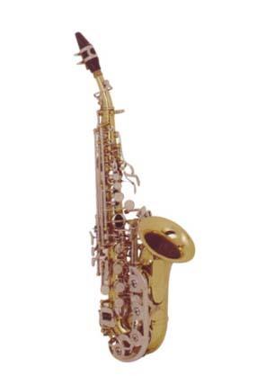 """Саксофон-сопрано """"Bb"""" Brahner SSC-950"""