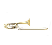 Тромбон-бас Bb/F Bach 50BOG