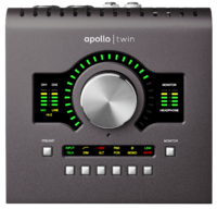 Звуковая карта Universal Audio Apollo Twin MKII QUAD