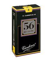 Трости для Bb кларнета Vandoren 56 rue Lepic
