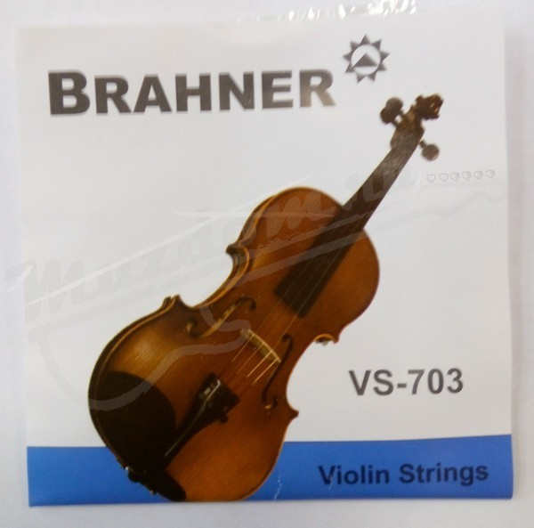 Струны для скрипки Brahner VS-703